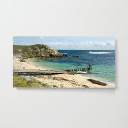 Margaret River Surf Rescue, Gnarabup Beach, Western Australia Metal Print