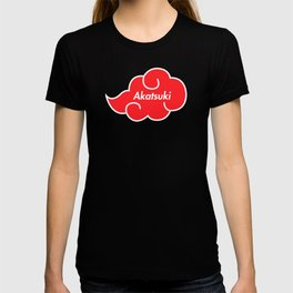 Akatsuki streetwear T-shirt
