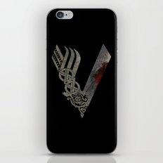 Vikings iPhone & iPod Skin