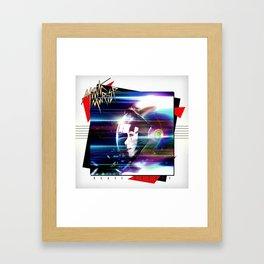 Glass Cities Framed Art Print