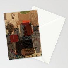 unfolded 21 Stationery Cards