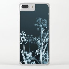 Still of the Night Clear iPhone Case