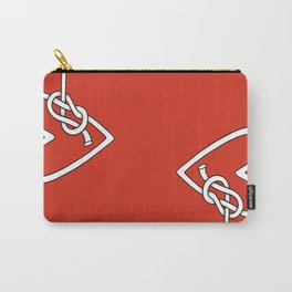 love me knot Carry-All Pouch