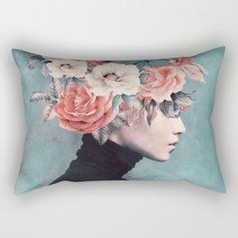 blooming 3 Rectangular Pillow