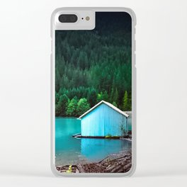 Crystal Waters Clear iPhone Case
