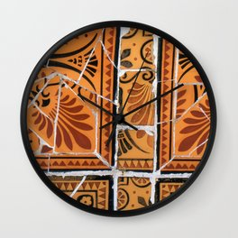 Gaudi Series - Parc Güell No. 3 Wall Clock