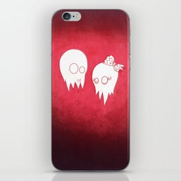 Little Ghost iPhone Skin