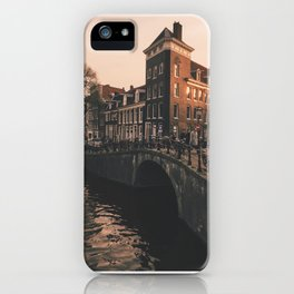 Amsterdam magic iPhone Case