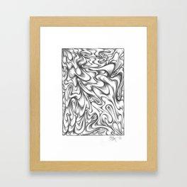 11-11-07 Framed Art Print