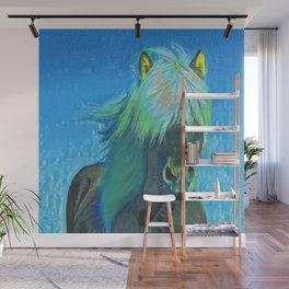 Be Wild, Live Free II Wall Mural