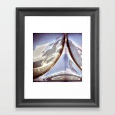 Wilshire and Spaulding Framed Art Print