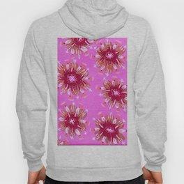 Raspberry Rose Hoody
