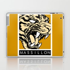 MASSILLON TIGER Laptop & iPad Skin