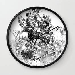 floating roots Wall Clock