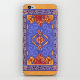 Magic Carpet iPhone Skin