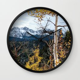 Existing Wall Clock