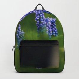 Grape Hyacinth Backpack