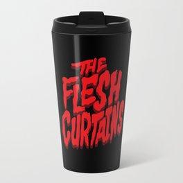 The Flesh Curtains Travel Mug