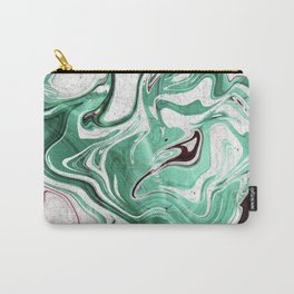 Absinthe Marble Carry-All Pouch