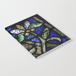 St. Denis Stained Glass 1 Notebook