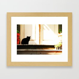 PROTECTOR Framed Art Print