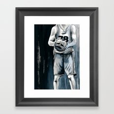 For The Win Framed Art Print