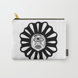 THIRD EYE FLOWER Carry-All Pouch