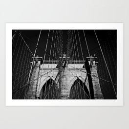 NEW YORK 1 Art Print