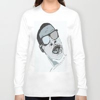 jay z Long Sleeve T-shirts featuring Jay Z. by BlvckBewty