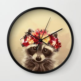 Love Me Wall Clock