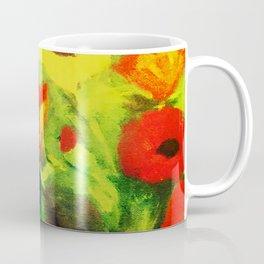 Dans les fleurs Coffee Mug