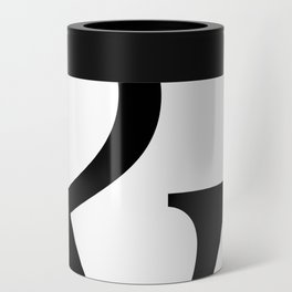 Typography, Ampersand, And Sign Can Cooler