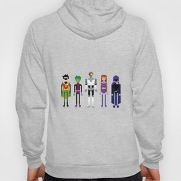 Teenage Superheroes Hoody