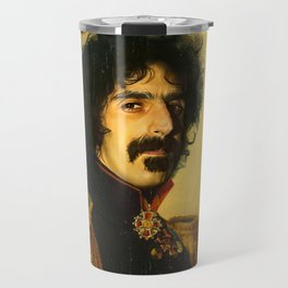Frank Zappa - replaceface Travel Mug