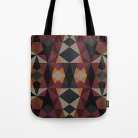 mirror Tote Bags featuring Mirror by Leandro Pita