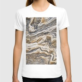 Marble layers T-shirt
