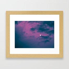 Moonbeam Framed Art Print