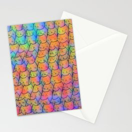 cats 151 Stationery Cards