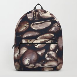 roasted coffee beans texture acrfn Backpack