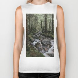 The Fairytale Forest - Landscape and Nature Photography Biker Tank