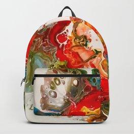 Vintage christmas Backpack