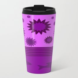 In Another Universe - Purple Travel Mug