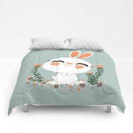 "The ""Animignons"" - the Rabbit Comforters"