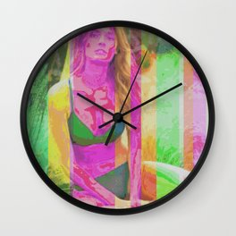 Woman N76 Wall Clock