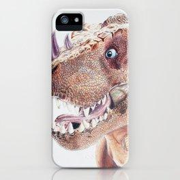 Bloodfen Raptor Dinosaur iPhone Case