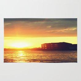 Lake House Sunset Rug