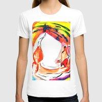 kitsune T-shirts featuring Kitsune by Karina Geddes Illustration