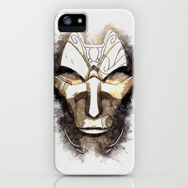 A Tribute to JHIN the Virtuoso iPhone Case