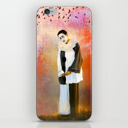 The Fool on the Hill iPhone Skin