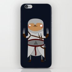 Assassin Sloth iPhone & iPod Skin